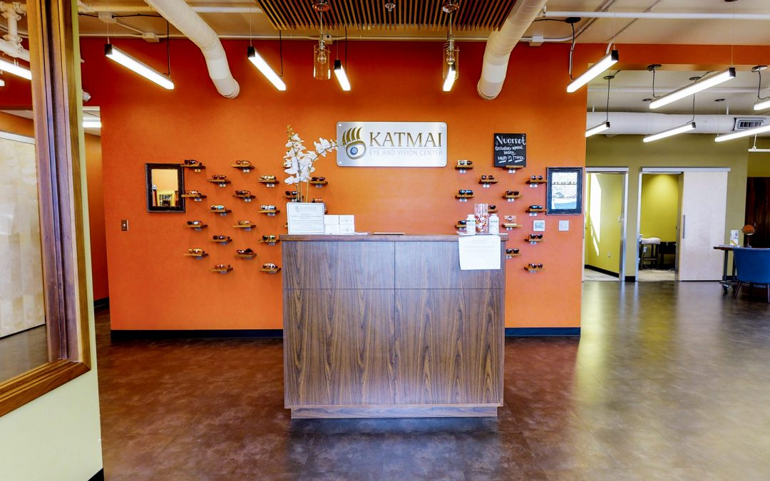 Katmai Eye And Vision Center